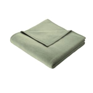 COTTON HOME SALBEI BLANKET