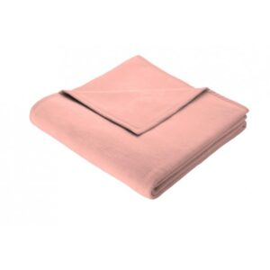 COTTON HOME CORAL BLANKET