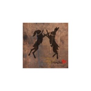 BOXING HARES STENCIL 25G