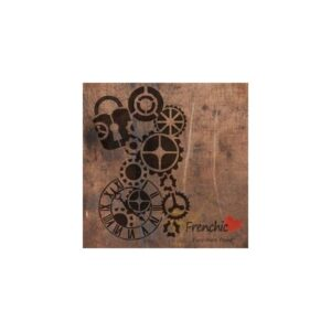 STEAM PUNK STENCIL 25G